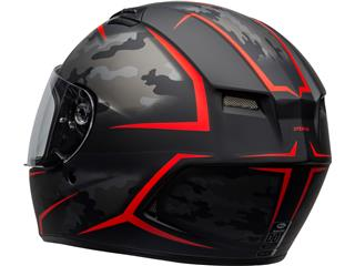 BELL Qualifier Helmet Stealth Camo Red Size L - c0f57d94-3a2d-4bba-9935-b2b5c6bd9700