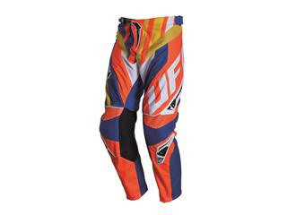 Pantalon UFO CENTURY orange/bleu T30