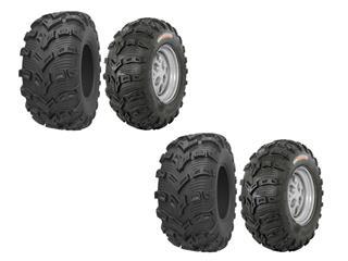 4 Utility Tire Pack KENDA BEAR CLAW EVO K592 (2 x 25X8-12 + 2 x 25X10-12)