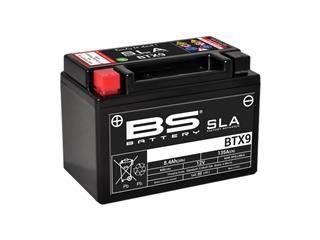 BS BATTERY Batterie BTX9 SLA wartungsfrei fabrik activiert
