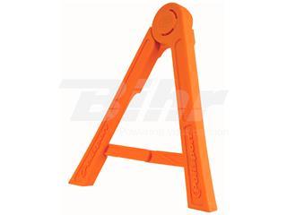 Triângulo lateral de plástico Polisport laranja