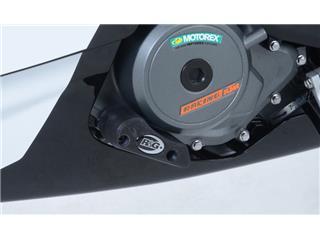 Slider moteur gauche R&G RACING noir KTM RC390 - 445540