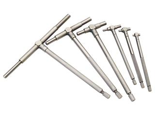 DRAPER Telescopic Gauges Set 6 pieces