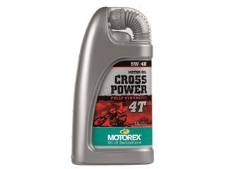 MOTOREX Cross Power 4T Motor Oil 5W40 Synthetic 1L