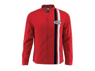 BELL Rossi Jacket Red Size M - 7062507