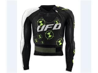 UFO Enigma bodyguard white/black/green size L/XL