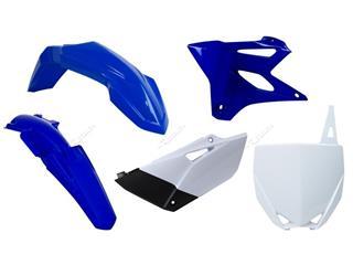 Kit plastique RACETECH couleur origine (15-16) bleu/blanc Yamaha YZ85 - 7804902