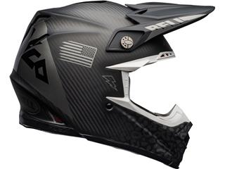 Casque BELL Moto-9 Flex Slayco Matte/Gloss Gray/Black taille S - c2107c10-cd37-4f75-831b-6057e6a22c93
