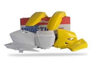 Kit plastique POLISPORT couleur origine Suzuki RM125/RM250