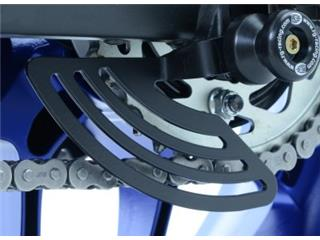 Protége couronne noir R&G RACING Yamaha YZF-R1
