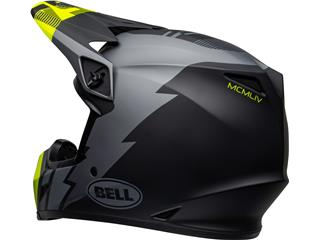 Casque BELL MX-9 Mips Strike Matte Gray/Black/Hi Viz taille L - c265a144-6335-4d28-933b-1191763da558