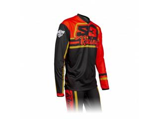 S3 Vint Jersey Red/Black Size S