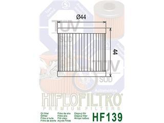 Hiflofiltro Ölfilter HF139 - c2893b3b-fca0-4dbd-9071-66e2e335f12b