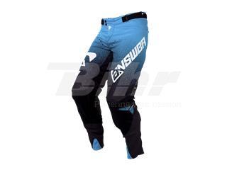 Pantalón ANSWER Trinity Negro/Azul/Blanco Talla 28 (XS)