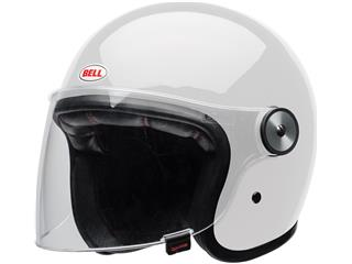 Casque BELL Riot Solid blanc taille XS