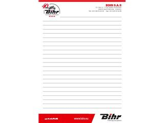 BLOC-NOTES BIHR 40ANS - 980237