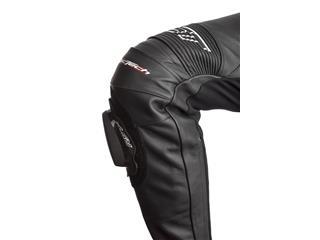RST Tractech EVO 4 CE Race Suit Leather White/Black Size L Men - c2f899a0-822d-4fff-8b1d-c710fef3aa54