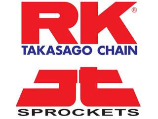 CHAIN KIT RK YAMAHA MT-07/ABS 2014-18/XSR700 ABS 2016