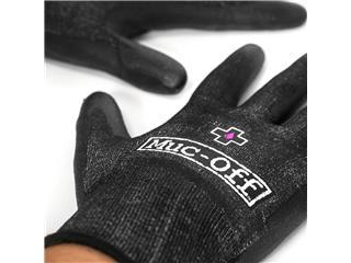 Gants d'atelier MUC-OFF noir taille L - c31af05a-500b-4455-b3fa-fde6f7c68cce