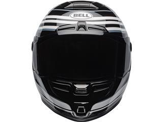 BELL SRT Helm Vestige Gloss White/Black Größe XXL - c3379ad3-1c51-4351-bc71-57de8bf086e2