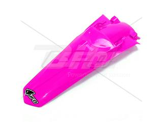 Guardabarros trasero UFO Honda rosa fluor