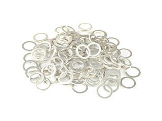 Arruela alumínio 10X14X1,5 saco de 100 peças R100140GA/100 - 63336