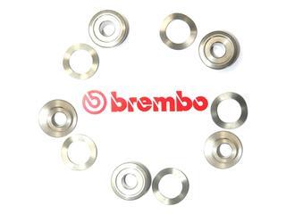 Casquillos de disco de freno para BMW Brembo 105.5776.15