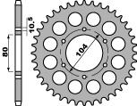 Kettenrad Stahl 32 Zähne PBR Z750