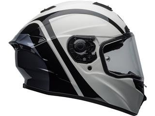 BELL Star DLX Mips Helmet Tantrum Matte/Gloss White/Black/Titanium Size M - c38d4be3-6898-48d9-8990-d1dd2373e4cd