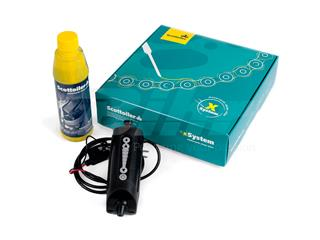 Sistema de lubricación continua Scottoiler X-System Standard