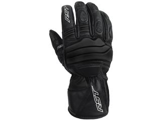 RST Jet WP Gloves CE Leather/Textile Black Size M/09