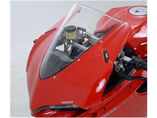 R&G RACING Mirror Blanking Plates Black Ducati 959/1299 Panigale