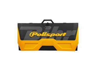 Tapete plástico Bike Mat Polisport amarela - c4424054-866d-4627-b848-dce7d0d4f757