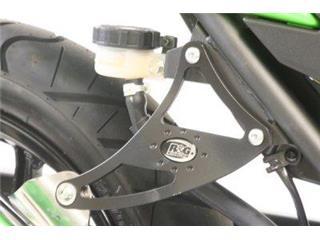 Patte de fixation de silencieux R&G RACING pour ZX250R NINJA '08-09 - 446446