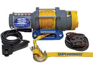 SUPERWINCH Terra 35SR Winch 1538kg Synthetic Rope