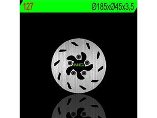 NG 127 Brake Disc Round Fix