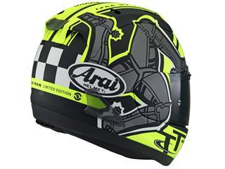 ARAI RX-7V Helmet IOM TT 2019 Limited Edition Drudi Performance Neon Yellow/Black Größe XS - c48d4679-48fe-4491-9e8c-13de0f5858b5