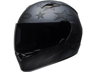 BELL Qualifier Helmet Honor Gloss Titanium/Black Size XXXL