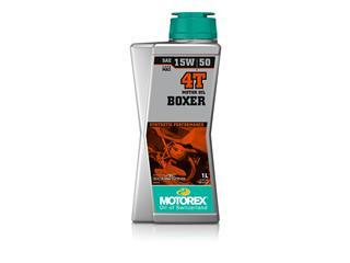 MOTOREX Boxer 4T Motor Oil 15W50 Synthetic 1L