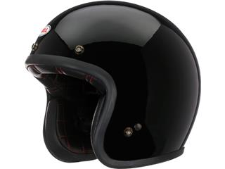 Casque BELL Custom 500 DLX Solid noir taille S