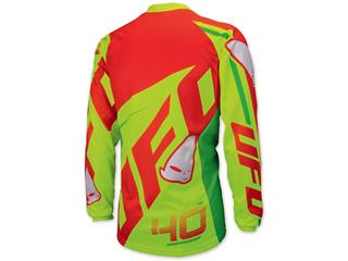 Maillot UFO 40th Anniversary rouge/jaune/vert fluo taille XXL - c515c90b-3af0-448d-9099-fcc31644cda8
