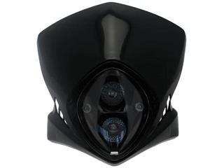 Faro con careta Bihr Viper negro - 780254