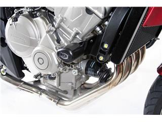R&G RACING Aero Crash Pads Black Honda CBF600S