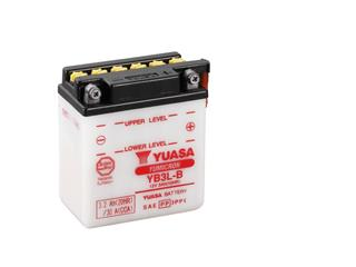 Batterie YUASA YB3L-B conventionnelle - 32YB3LB