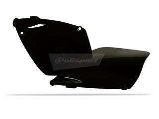 Plaques latérales POLISPORT noir KTM - PS317BC01
