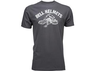 T-Shirt BELL Peoria 68 Charcoal taille S - 7093680
