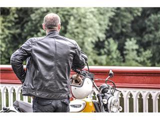 Veste RST Roadster II cuir noir taille 4XL homme - c66d1714-c0b8-4fa7-a306-fae03bacc02e