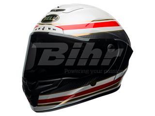 Casco Bell Race Star Formula Blanco/Rojo Talla L - c672b6e5-469d-4323-8593-c3a96751a294