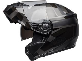 BELL SRT Modular Helmet Predator Matte/Gloss Blackout Size XXL