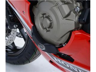 Slider moteur gauche R&G RACING noir Honda CBR1000RR - c6a07603-02ae-4621-818f-283b5373eea4